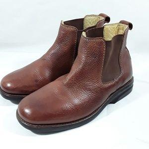 Other - Men's Vtg Martin Dingman Brown Leather Boots 9.5 M